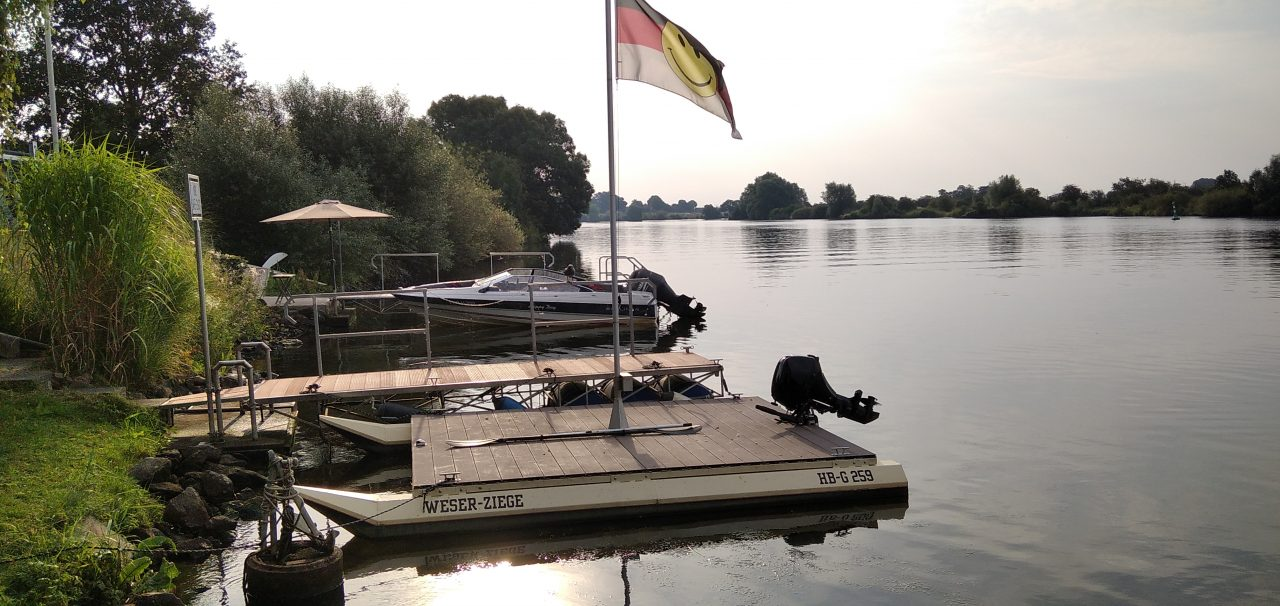 Weser-Camping in Bollen